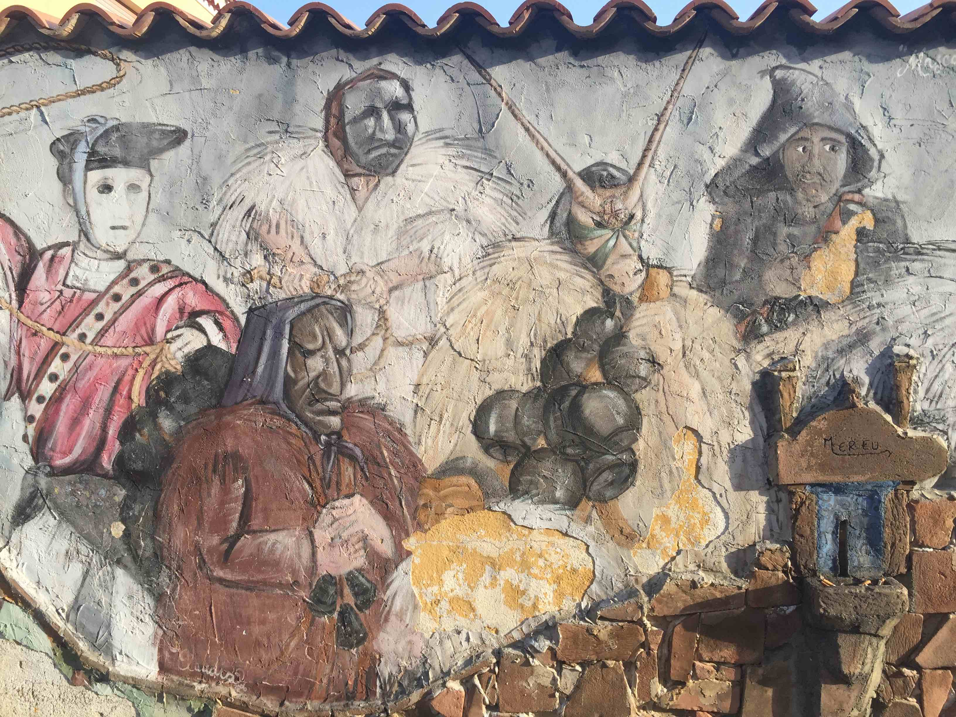 Cann - mural