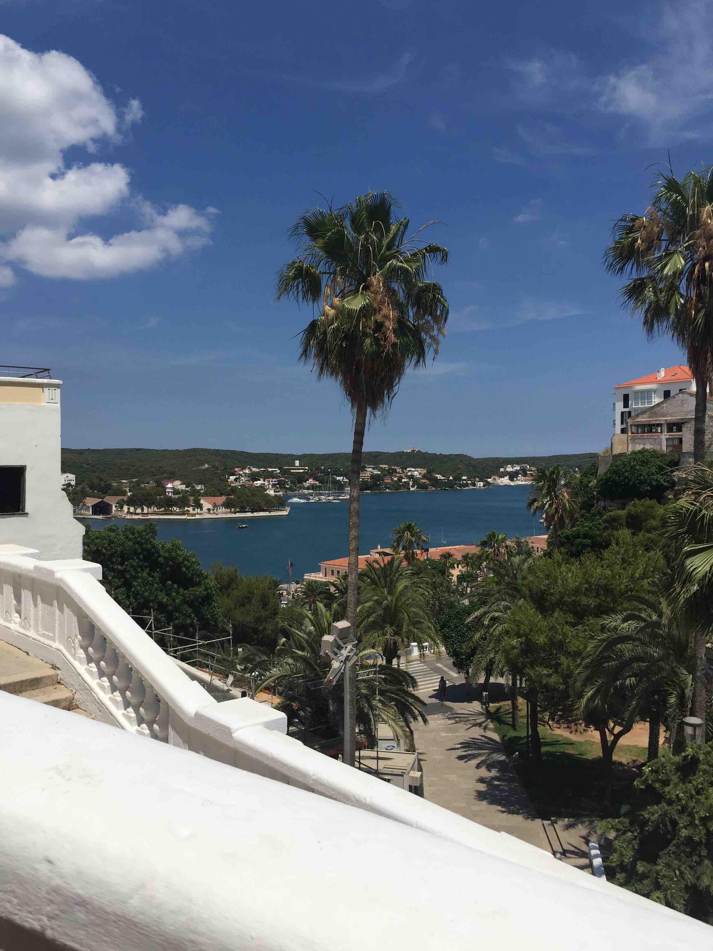 Mahon view