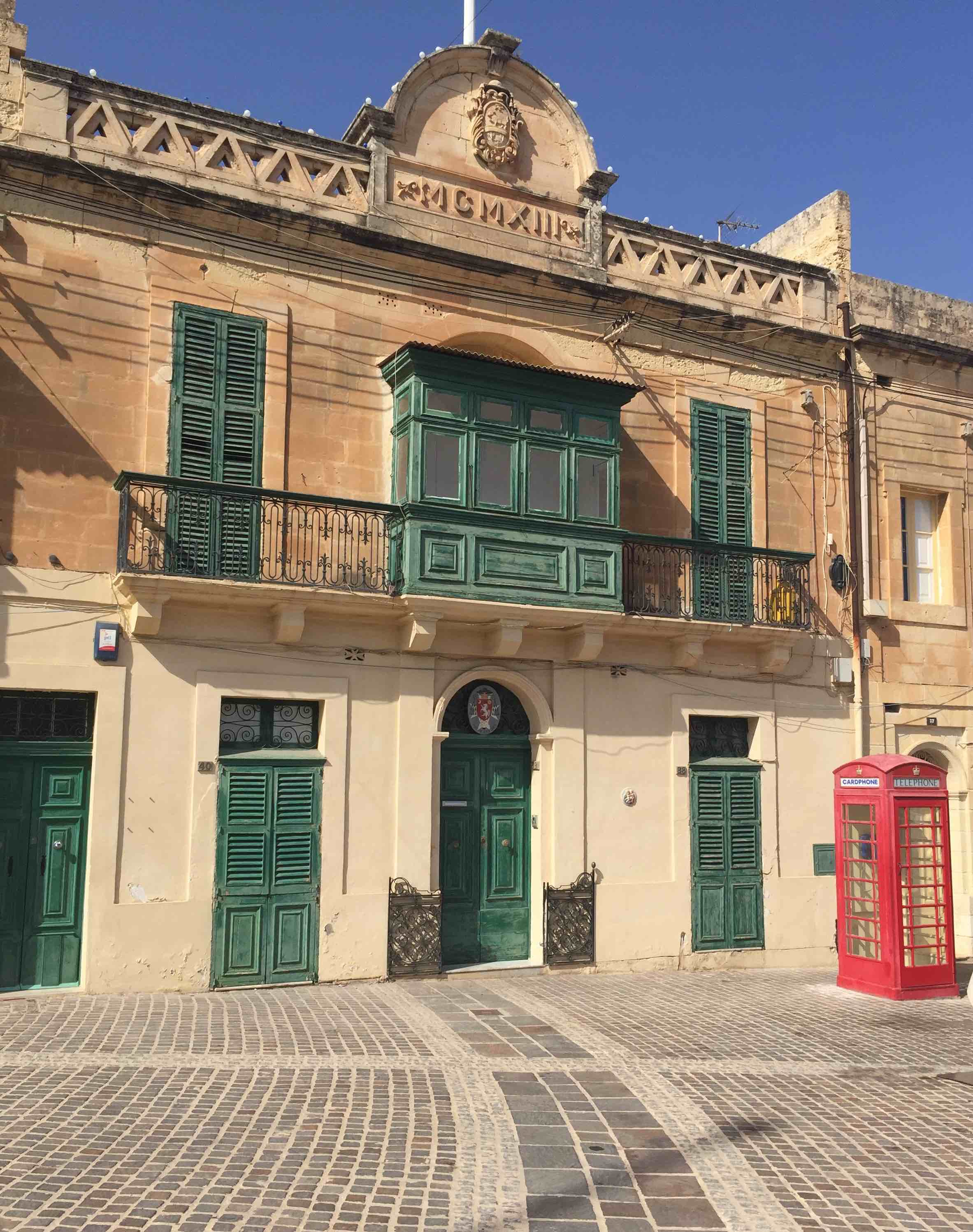 Marsaxlokk - phonebooth