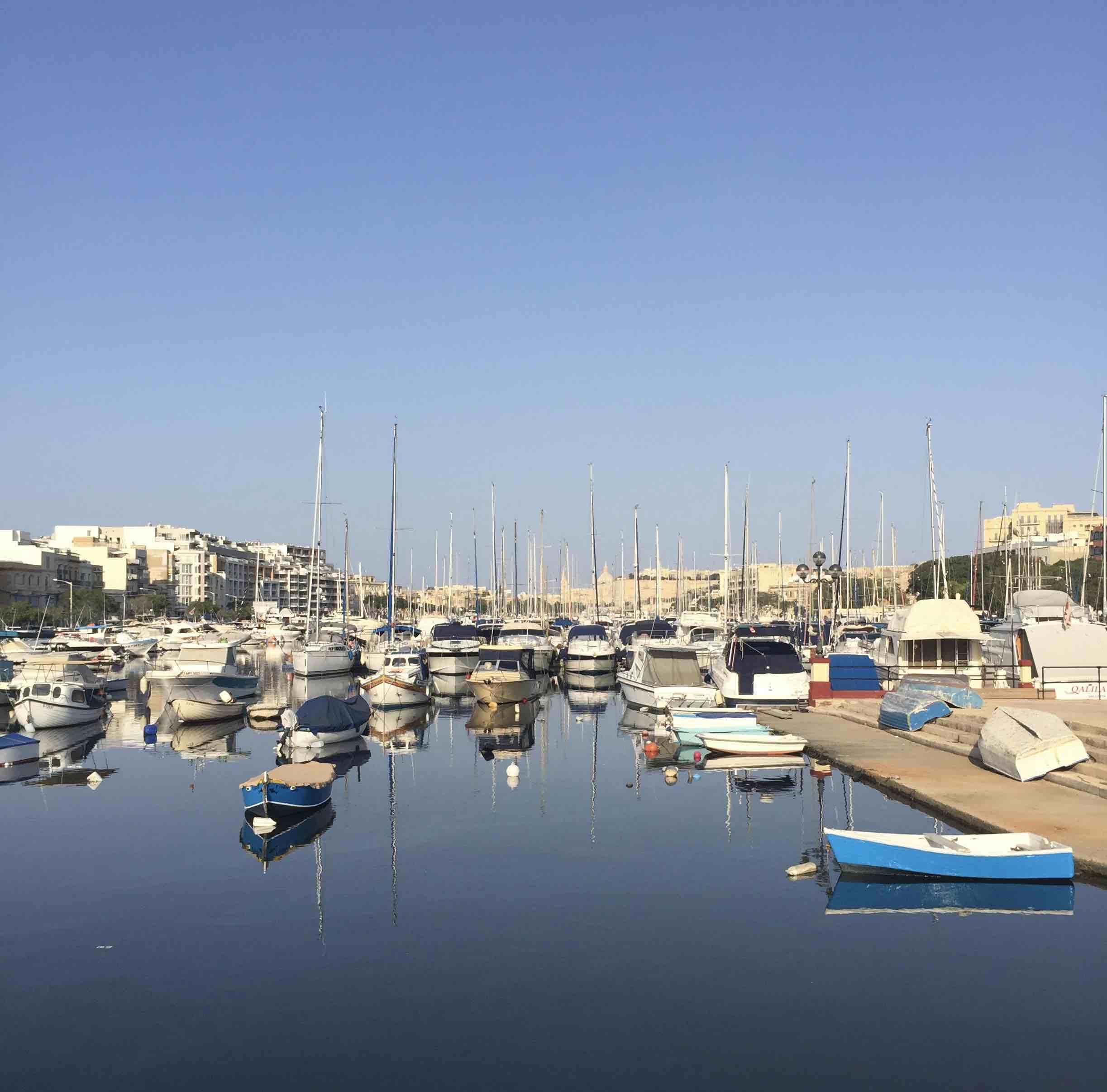 Valletta - marina