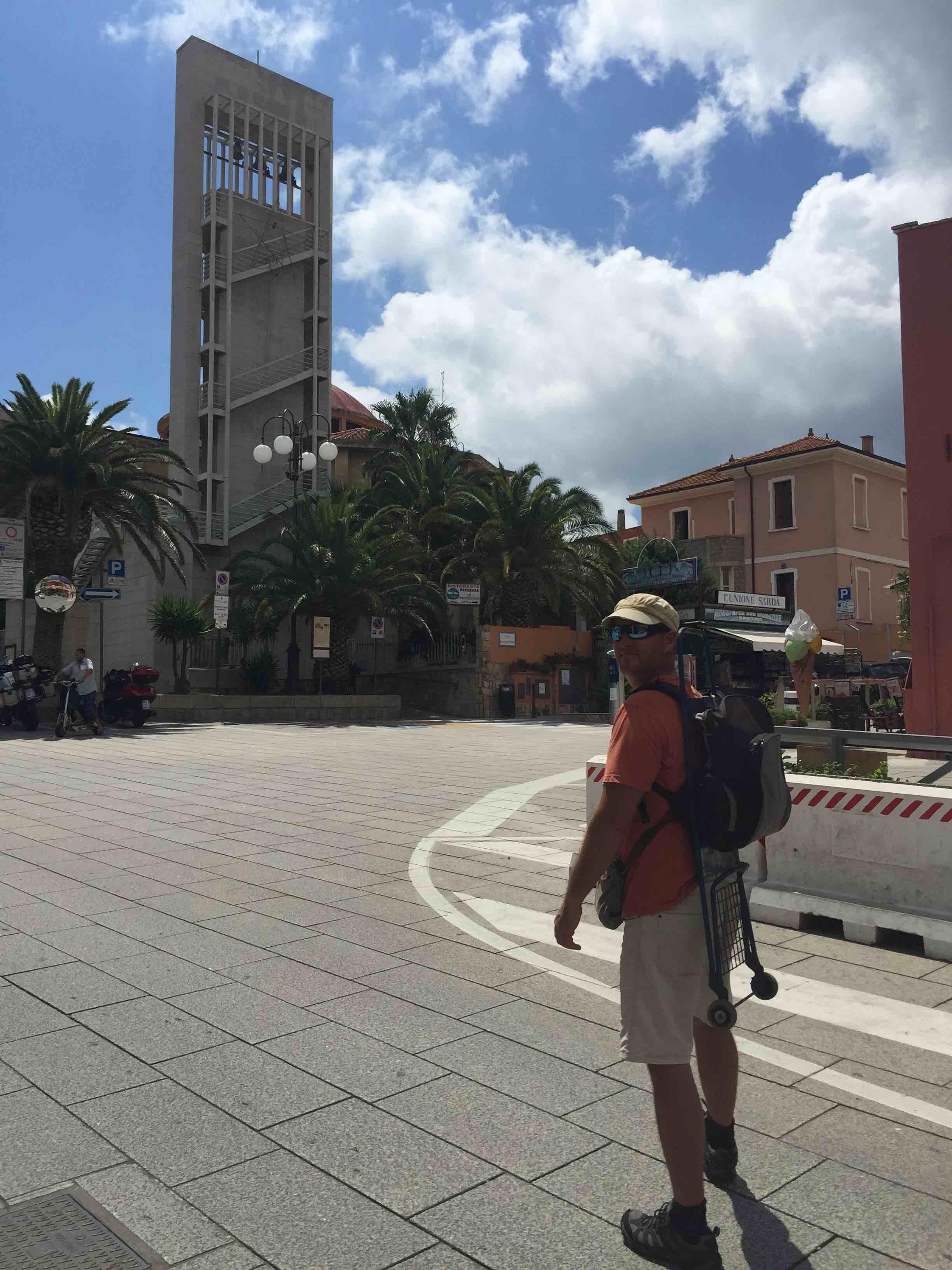 Villasimius - towncenter